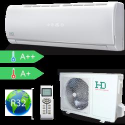HD  HDWI-MAXIMUS-245C / HDOI-MAXIMUS-245C (beltéri +kültéri egység) Oldalfali split klíma (MAXIMUS) 7,0 kW, Hősziv,Inverteres, R32